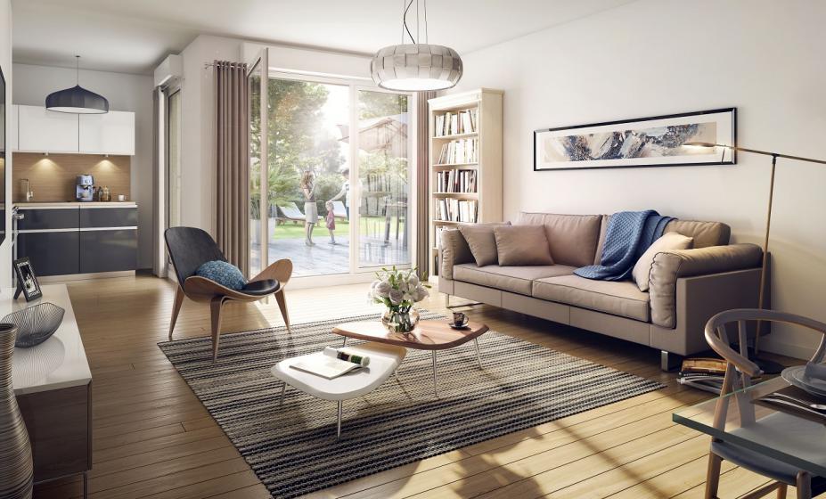 Bagneux acquisition de 30 logements locatifs sociaux rue for Emploi architecte d interieur